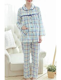 Women Core Spun Yarn / Polyester Pajama