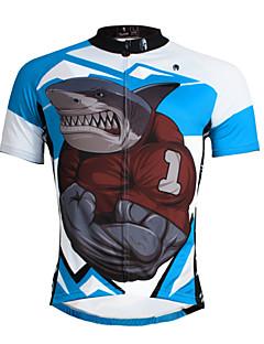 PALADIN® Biciklistička majica Muškarci Kratki rukav BiciklProzračnost / Quick dry / Ultraviolet Resistant / Kompresija / Lagani