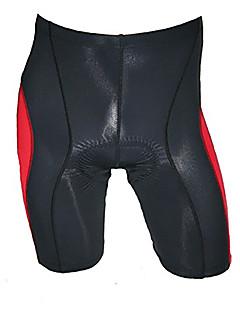 Jaggad Cycling Padded Shorts Women's Men's Unisex Bike Breathable Quick Dry Shorts Padded Shorts/Chamois Bottoms Nylon Elastane Stripe