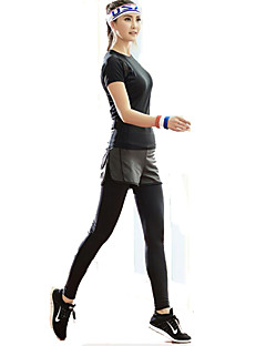 XAOYO® Cycling Jersey with Tights Women's Wearable Bike Bottoms Fleece Exercise & Fitness Spring / Summer / Fall/Autumn
