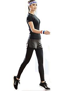 XAOYO® Cyklodres a čapáky Dámské Nositelný Jezdit na kole Spodní část oděvu Fleece Fitness Jaro / Léto / Podzim