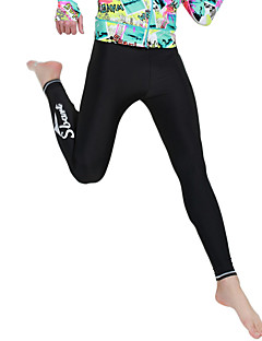 SBART בגדי ריקוד גברים חליפות רטובות חליפה רטובה מכנס עמיד אולטרה סגול נושם דחיסה גוף מלא טאקטל חליפת צלילה חליפות צלילה תחתיות-צלילה