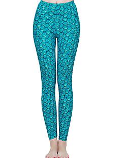 SBART® Femme Costumes humides Pantalon de Combinaison Résistant aux ultraviolets Compression Tactel Tenue de plongéeCombinaisons Maillots