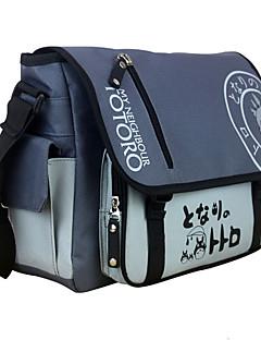 Bolsa Inspirado por Meu Vizinho Totoro Fantasias Anime Acessórios de Cosplay Bolsa Preto Náilon Masculino / Feminino