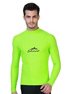 SBART® Mulheres Homens Roupas de mergulho Mergulho Skins Anti Atrito Resistente Raios Ultravioleta Compressão Tactel Fato de Mergulho