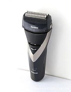 Elektrisk barbermaskin Ansikt Elektrisk Rask lading Tør Barbering Rustfritt stål
