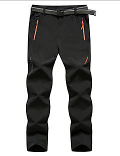XAOYO® Cycling Pants Men's Wearable Bike Bottoms Fleece Solid Exercise & Fitness Spring / Summer / Fall/Autumn
