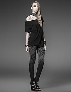 punk rave k-181 kvinder vintage / Bodycon elastiske medium skinny bukser