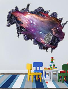 ファンタジー ウォールステッカー プレーン・ウォールステッカー 飾りウォールステッカー,PVC 材料 再利用可 ホームデコレーション ウォールステッカー・壁用シール
