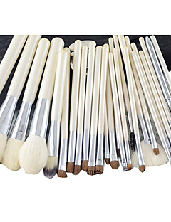 26 Makeup Brushes Set Horse / Goat Hair Portable Wood Face ShangYang(Random)(Brush Package)
