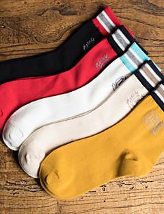 Sibolong® Damen Baumwolle Socken 5 / box-WM0292