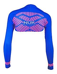 Blusas Mulheres Respirável Resistente Raios Ultravioleta Filtro Solar para Acampar e Caminhar Pesca Motoclicleta NUCKILY®