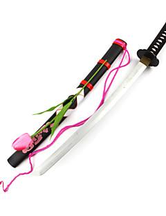 Broń Miecz Zainspirowany przez Touhou Project Youmu Konpaku Anime Akcesoria do Cosplay Miecz Drewno Kobieta