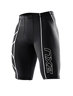 Running Baggy shorts / Crop Men's Breathable / Quick Dry / Compression / Comfortable Polyester Running