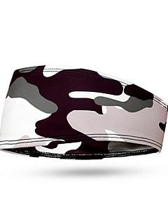 Headbands sudoríparas Moto Protecção Unissexo Vermelho / Cinzento / Preto / Azul Terylene