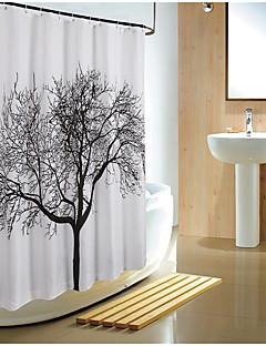 Modern Polyester 1.8*1.8M - Hoge kwaliteit Douche Gordijnen