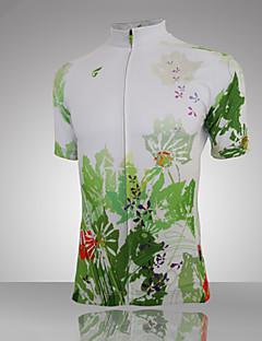 Getmoving® Cycling Jersey Women's Short Sleeve Bike Breathable / Moisture Permeability / Back Pocket / Sweat-wickingPolo Shirt / Jersey /