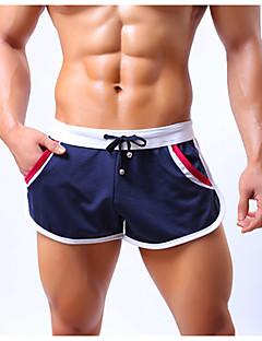 Homens Shorts de Corrida Respirável Redutor de Suor Confortável Shorts largos Calças para Correr Exercício e Atividade Física Esportes