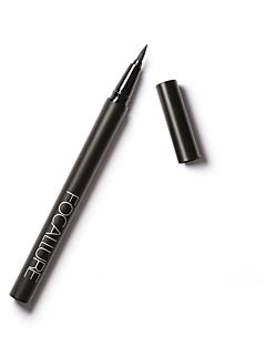 Tužky na oči tekutina mokrý Dlouhotrvající / Voděodolné / Přírodní / Rychleschnoucí Black Fade Eyes 1 1 Others
