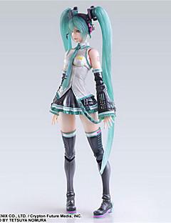 Vocaloid Hatsune Miku PVC 25cm נתוני פעילות אנימה צעצועי דגם בובת צעצוע