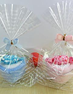 Bad & Tvålar Bröllop Födelsedagsfest Sagotema Cotton 20*20 1