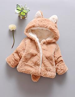 סוודר וקרדיגן יום יומי\קז'ואל אחיד כותנה חורף חום / ורוד הילדה של