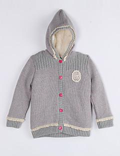 Mädchen Pullover & Cardigan Lässig/Alltäglich Druck Baumwolle Herbst