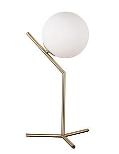 40W モダン/コンテンポラリー テーブルランプ , 特徴 のために アーチ , とともに 電気めっき つかいます ON/OFFスイッチ スイッチ