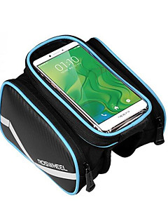 Roswheel Bicycle Mobile Phone Pouch 5.7 inch Touch Screen Top Frame Tube Storage Bag Cycling MTB Road Bike Bycicle