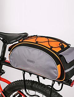 ROSWHEEL® תיק אופניים 13Lתיקים למטען האופניים / תיק כתף עמיד ללחות / חסין זעזועים / ניתן ללבישה תיק אופניים עור PU / 600D Polyesterתיק