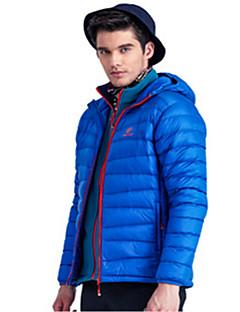 Roupa de Esqui Blusas Homens Roupa de Inverno Vestuário de Inverno Prova-de-Água Térmico/Quente A Prova de Vento Vestível RespirávelEsqui