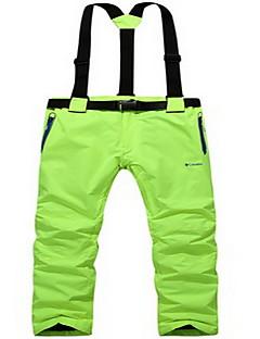 Women's Men's Running Bottoms Thermal / Warm Windproof Sunscreen Comfortable Winter Fall/Autumn Leisure Sports Snowboarding Running Tactel