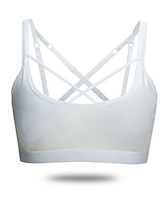 Sports®Yoga Sports Bra Breathable / Lightweight Materials / Comfortable Stretchy Sports Wear Yoga / Pilates Women's