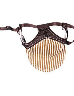 Dog Bandanas & Hats Dog Clothes Summer Spring/Fall Stripe Casual/Daily