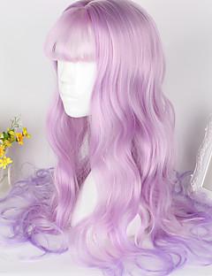 Lolita Wigs Sweet Lolita Lolita Kudrny Růžová Lolita Paruky 65 CM Cosplay Paruky Paruka Pro Dámské