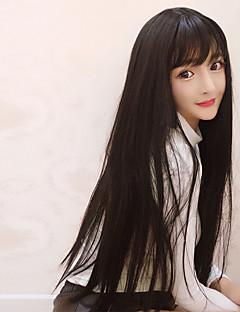 Lolita Wigs Sweet Lolita Lolita Kudrny Černá Lolita Paruky 75 CM Cosplay Paruky Paruka Pro Dámské
