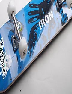 Aluminiumlegierung Standard-Skateboards fürRosa Grün Grau