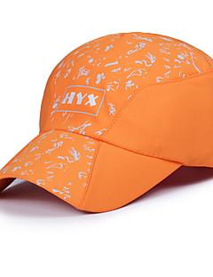 Čepice Odolný vůči UV záření Unisex Baseball Léto Růžová Šedá Černá Modrá Světle žlutá Královská modrá-Sportovní®
