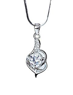 vrouwen sieraden s925 zilveren bedel zirkonia