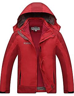 טיולי טבע מעילי סקי/סנובורד / ז'קט עם שכבה חיצונית רכה לגבריםעמיד למים / נושם / שמור על חום הגוף / ייבוש מהיר / עמיד / עמיד אולטרה סגול /