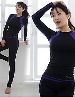Yoga Compression Clothing Stretchy Sports Wear Women's-Sports,Yoga