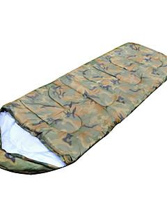 Sovepose Rektangulær Singel -15-20 Hul Bomull 300g 190X75 Vandring Camping Reise Jakt UtendørsFukt-sikker Pusteevne Fort Tørring Vindtett