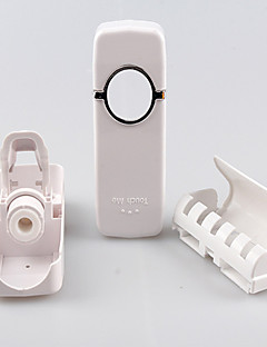 1db kreatív otthoni automata fogkrém fogkefe tartó