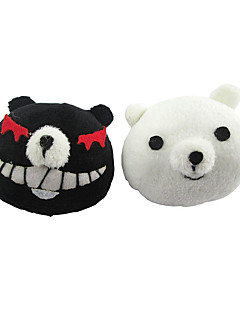 Headpiece Inspired by Cosplay Cosplay Anime Cosplay Accessories Headpiece White / Black Cotton Male / Female / Kid