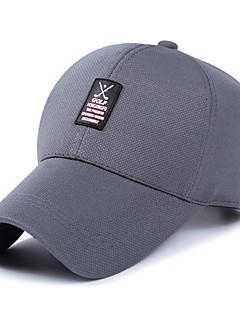 Chapéu Resistente Raios Ultravioleta Homens Basebal Verão Cinzento Preto Azul Verde Militar Cáqui Escuro-Esportivo®