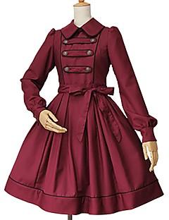 Steampunk®Coat Gothic Lolita/Classic Lolita Princess Cosplay Lolita Dress  For Women