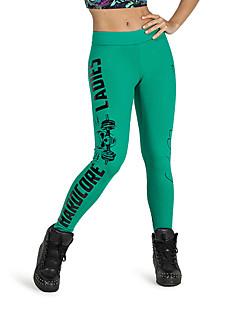 Mulheres Corrida Leggings Calças Respirável Compressão Tecido Ultra Leve Verão Ioga Boxe Exercício e Atividade Física Corridas Corrida
