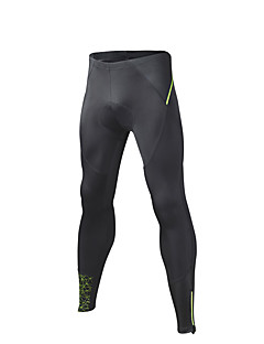 SPAKCT® Cycling Pants Men's Breathable Quick Dry Bike Tights 100% Polyester Geometic Cycling/Bike Running Spring Fall/Autumn