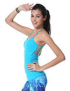 Yokaland®®Jóga Vrchní část oděvu Prodyšné Rychleschnoucí Redukuje pot Ter Emen Pohodlné Ochranný Natahovací Sportovní oblečeníJóga