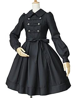 Jednodílné/Šaty Gothic Lolita Klasická a tradiční lolita Elegantní Viktoria Tarzı Rococo Princeznovské Retro Cosplay Lolita šaty